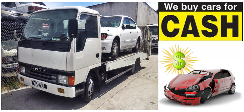 Car Salvage South Auckland