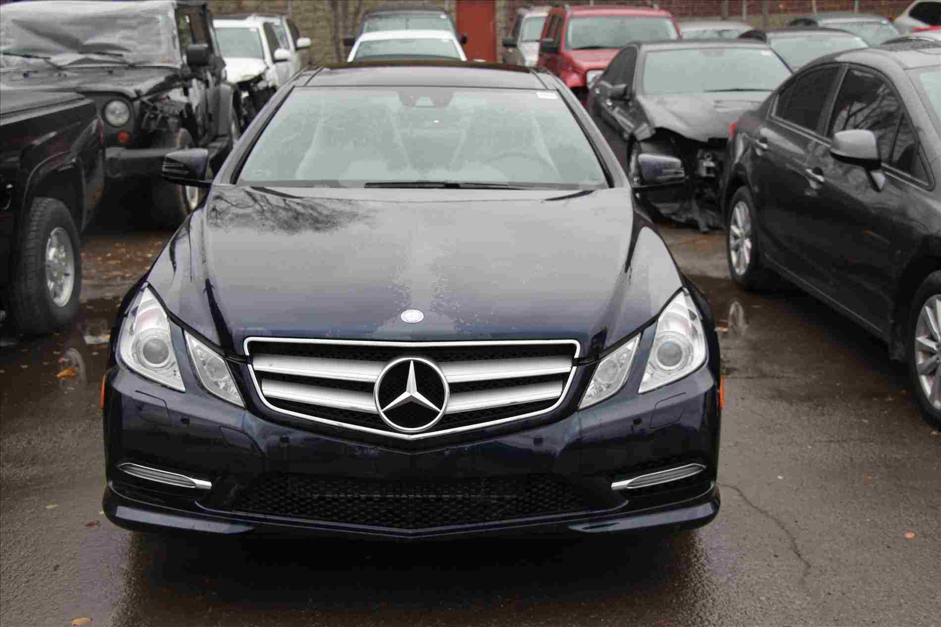 Mercedes Benz Salvage South Auckland