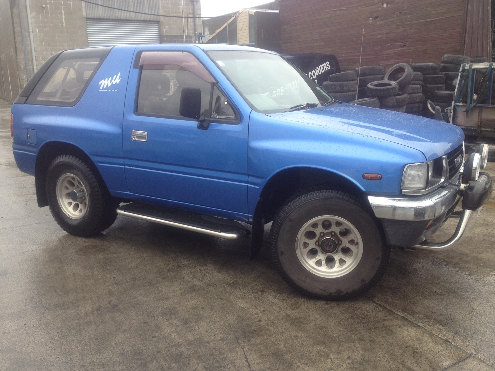 4WD Wreckers Auckland